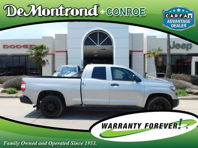 2020 Toyota Tundra 2WD SR Double Cab 6.5' Bed 5.7L (Natl) Conroe TX