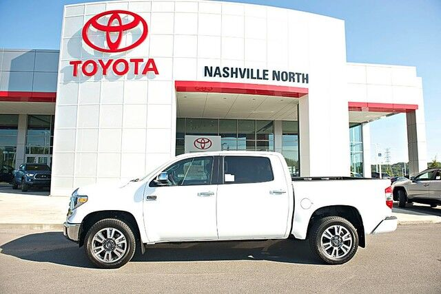 2020 Toyota Tundra 4WD 1794 Edition CrewMax 5.5' Bed 5.7L (Natl) Nashville TN