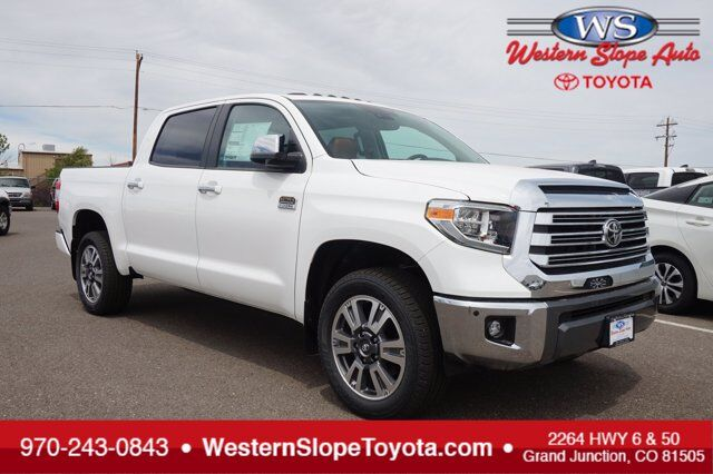 2020 Toyota Tundra 4WD 1794 Edition Grand Junction CO