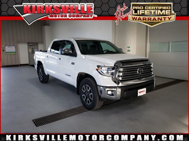 2020 Toyota Tundra 4WD Limited CrewMax 5.5' Bed 5.7L