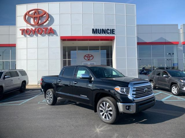 2020 Toyota Tundra 4WD Limited CrewMax 5.5' Bed 5.7L Muncie IN