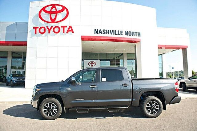 2020 Toyota Tundra 4WD Limited CrewMax 5.5' Bed 5.7L (Natl) Nashville TN