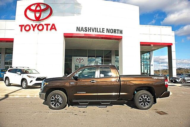 2020 Toyota Tundra 4WD Limited Double Cab 6.5' Bed 5.7L (Natl) Nashville TN