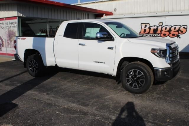2020 Toyota Tundra 4WD Limited Double Cab 6.5' Bed Fort Scott KS