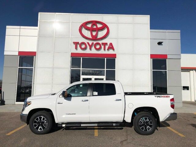 2020 Toyota Tundra 4WD Limited North Platte NE