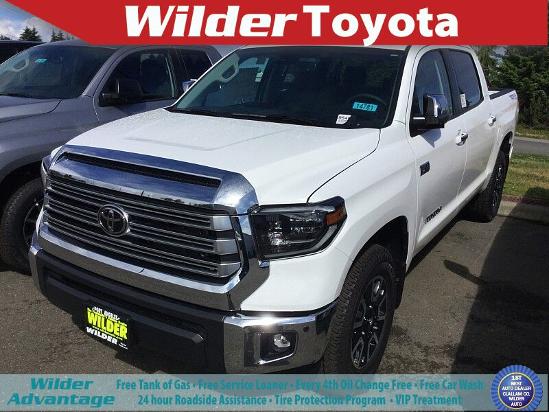 2020 Toyota Tundra 4WD Limited Port Angeles WA