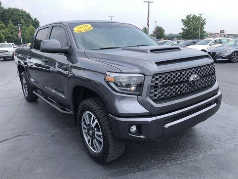 2020_Toyota_Tundra 4WD_SR5 5.7L_ Evansville IN
