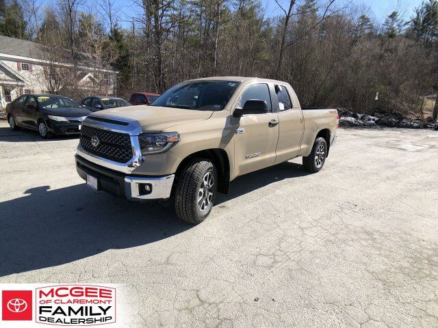 2020 Toyota Tundra 4WD SR5 Claremont NH