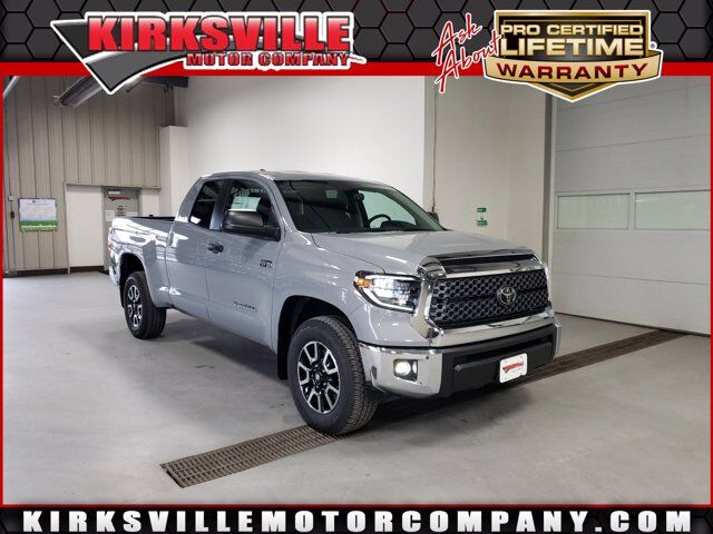 2020 Toyota Tundra 4WD SR5 Double Cab 6.5' Bed 5.7L