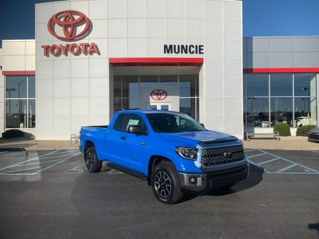 2020 Toyota Tundra 4WD SR5 Double Cab 6.5' Bed 5.7L Muncie IN