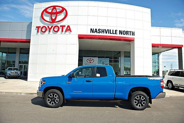 2020 Toyota Tundra 4WD SR5 Double Cab 6.5' Bed 5.7L (Natl) Nashville TN