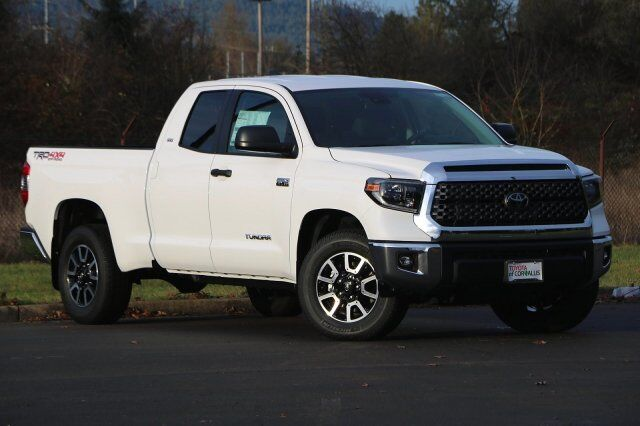2020 Toyota Tundra 4WD SR5 Double Cab Corvallis OR