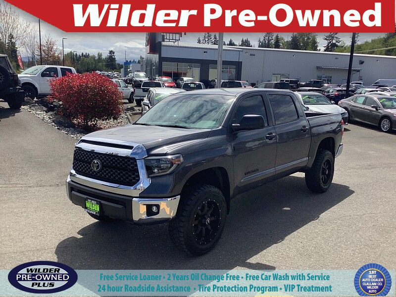 2020 Toyota Tundra 4WD SR5 Port Angeles WA