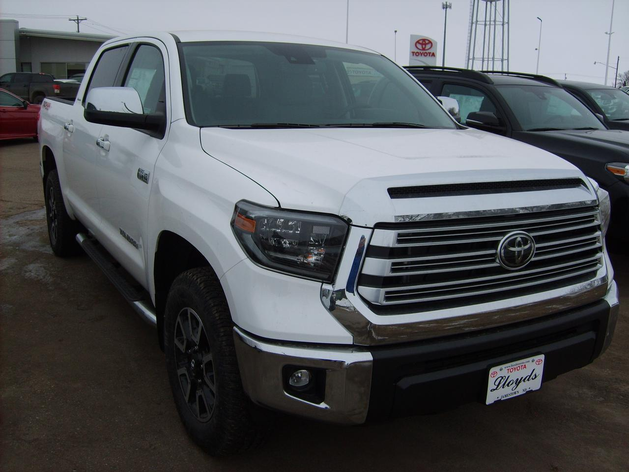 2020 Toyota Tundra 4x4 Limited Crewmax TRD Off-Road Package