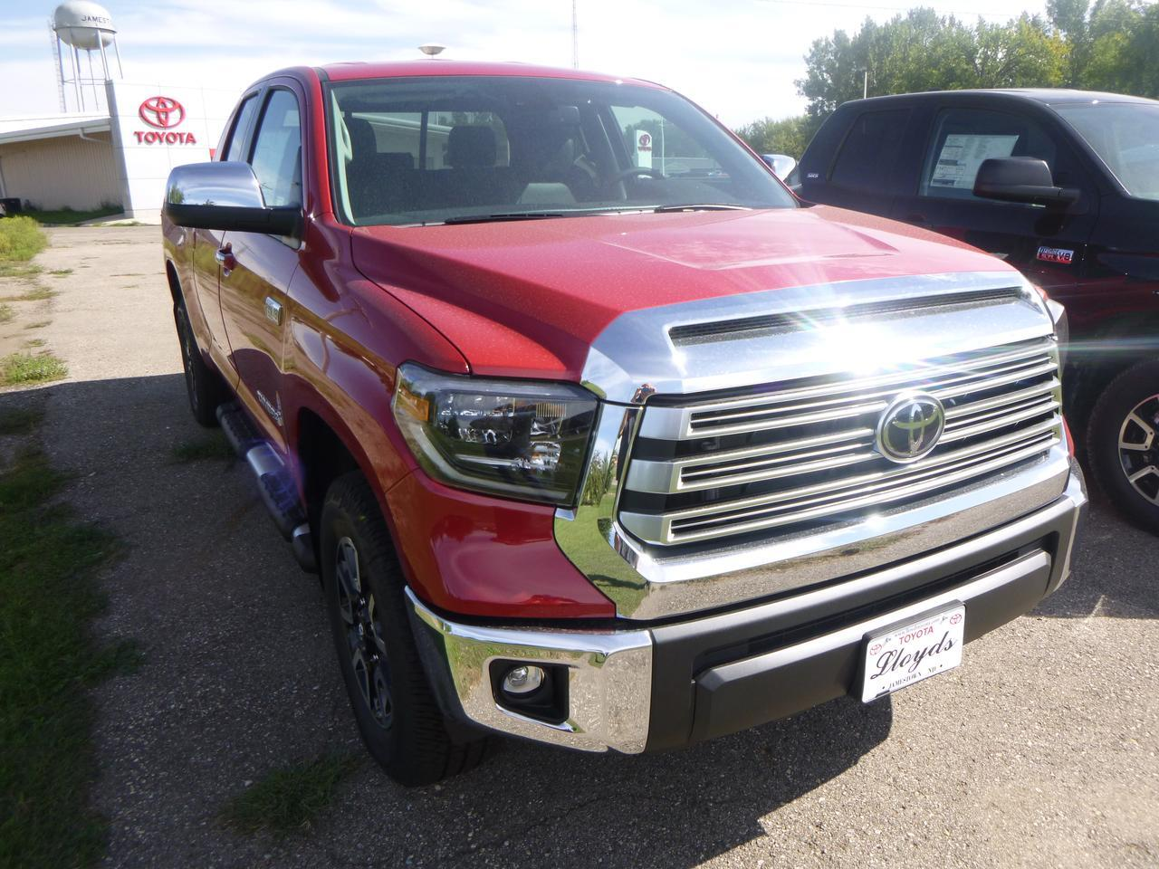 2020 Toyota Tundra 4x4 Limited Double Cab Jamestown ND