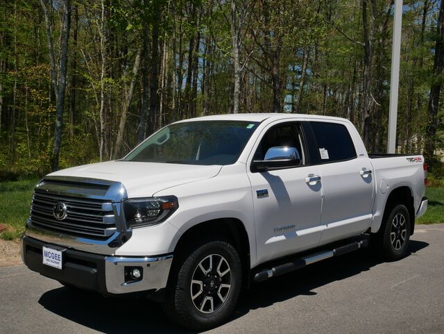 2020 Toyota Tundra Limited CrewMax 5.5' Bed 5.7L Hanover MA