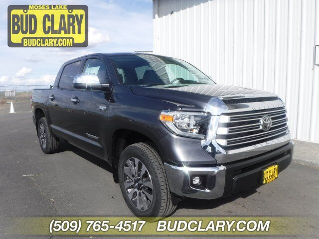 2020 Toyota Tundra Limited CrewMax 5.5' Bed 5.7L Moses Lake WA