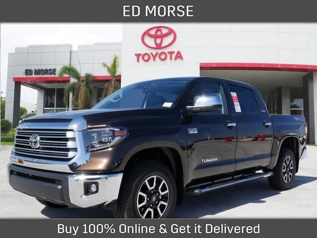 2020 Toyota Tundra Limited CrewMax Delray Beach FL