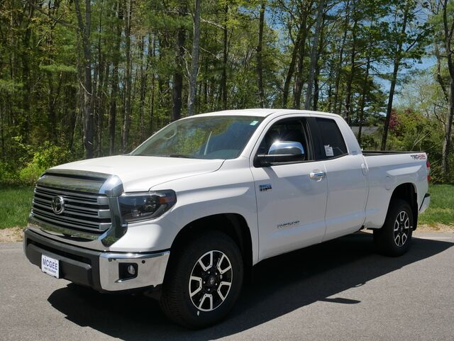 2020 Toyota Tundra Limited Double Cab 6.5' Bed 5.7L Hanover MA