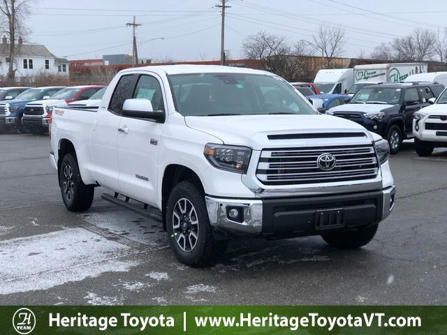 2020 Toyota Tundra Limited Double Cab 6.5' Bed 5.7L South Burlington VT