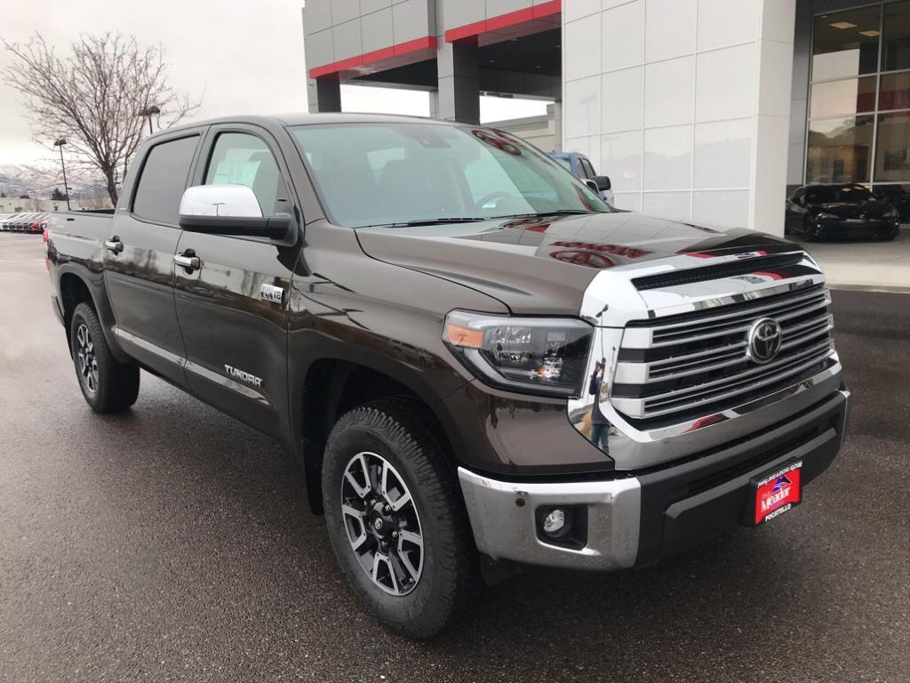 2020 Toyota Tundra Limited Pocatello ID