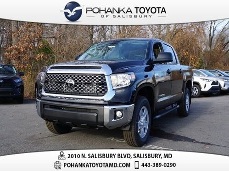 2020_Toyota_Tundra_SR5 CrewMax_ Salisbury MD