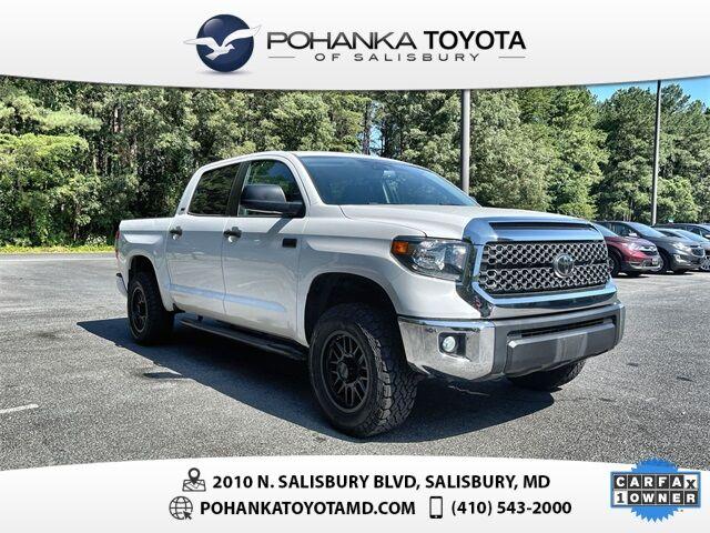 2020 Toyota Tundra SR5 CrewMax Salisbury MD