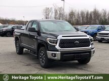 2020 Toyota Tundra SR5 Double Cab 6.5' Bed 5.7L South Burlington VT