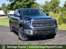 2020 Toyota Tundra SR5 TRD Off-Road CrewMax 5.5' Bed 5.7L South Burlington VT