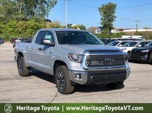 2020 Toyota Tundra SR5 TRD Off-Road Double Cab 6.5' Bed 5.7L South Burlington VT