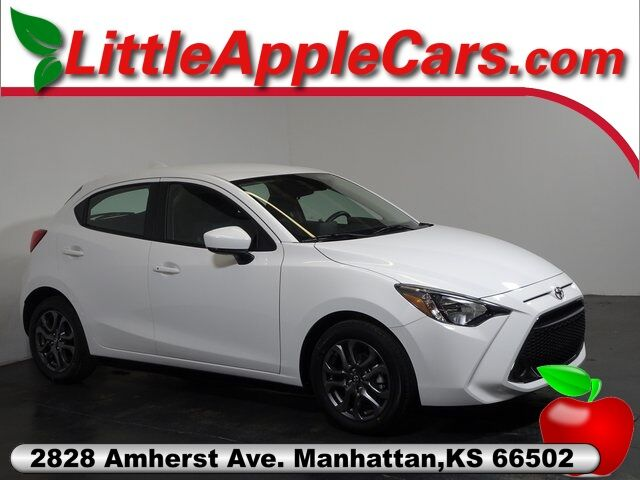 2020 Toyota Yaris Hatchback LE Manhattan KS