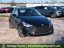 2020 Toyota Yaris Hatchback XLE South Burlington VT