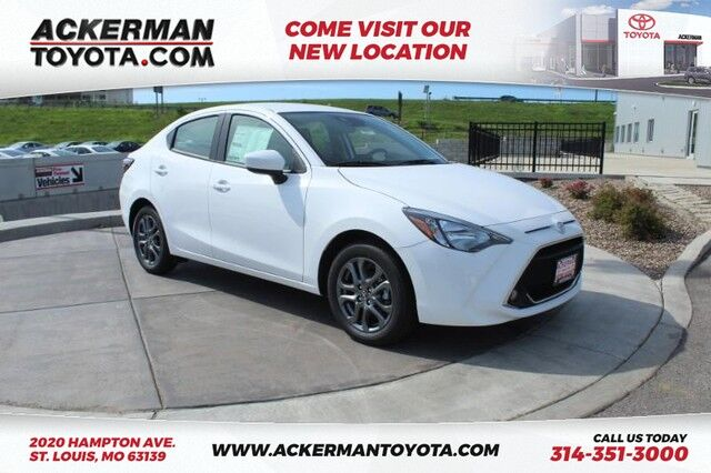 2020 Toyota Yaris Sedan LE St. Louis MO