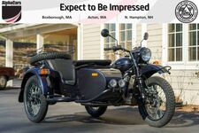 2020 Ural Gear Up Baikal Blue