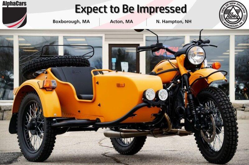 2020 Ural Gear Up Burnt Orange Boxborough MA