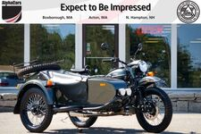 2020 Ural Gear Up Cascade Green