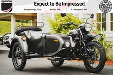 2020 Ural Gear Up Ghost