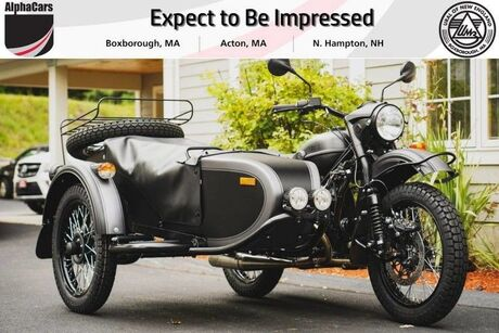2020 Ural Gear Up Ghost Boxborough MA