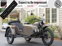 2020 Ural Gear Up OD Green
