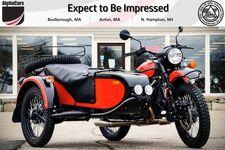 2020 Ural Gear Up Red & Black