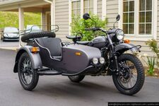 2020 Ural Gear Up Slate Grey