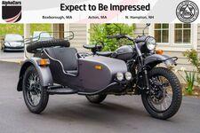 2020 Ural Gear Up Slate Grey