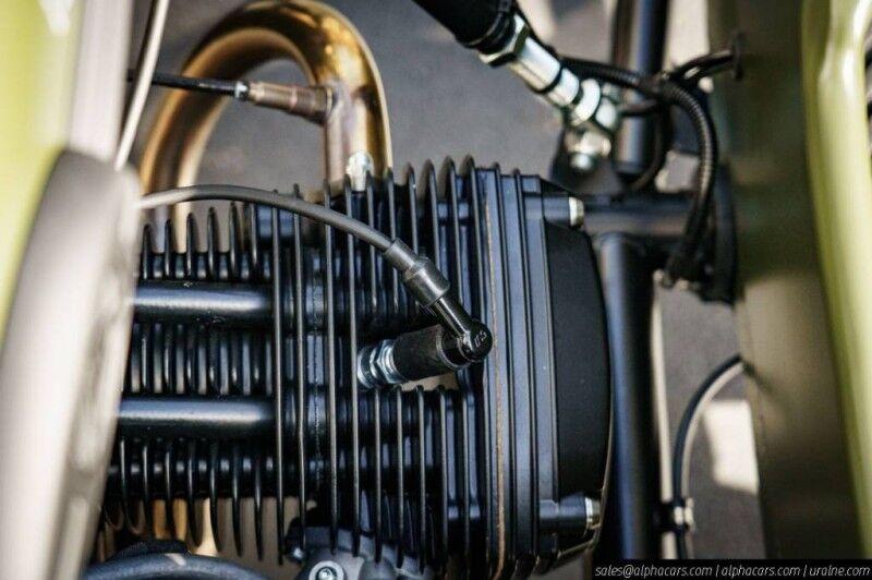 2020 Ural Gear Up Taiga Boxborough MA