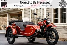 2020 Ural Gear Up Terracotta Custom