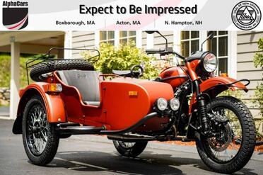 2020_Ural_Gear Up_Terracotta Satin_ Boxborough MA
