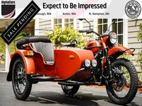 2020 Ural Gear Up Terracotta Satin