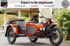 2020 Ural Gear Up Terracotta & Grey