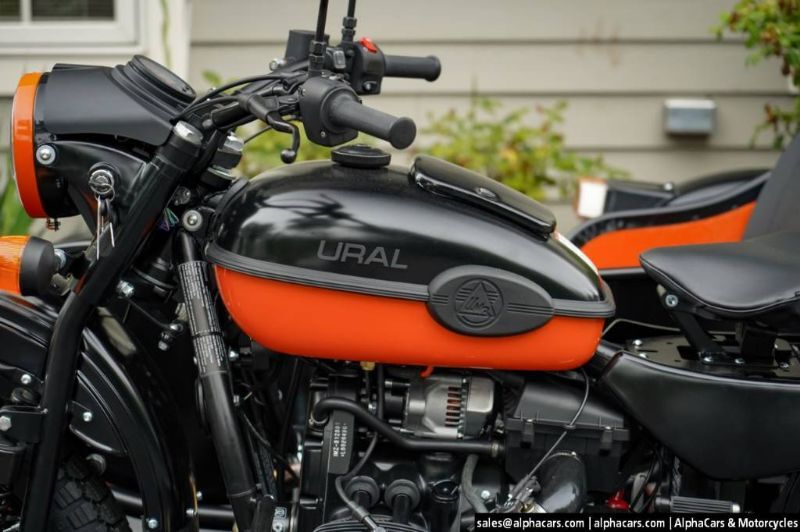 2020 Ural Gear Up Zarya (Dawn) Boxborough MA
