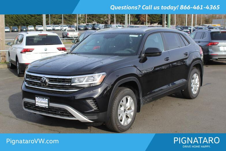 2020 VOLKSWAGEN Atlas Cross Sport 2.0T S 4Motion Everett WA