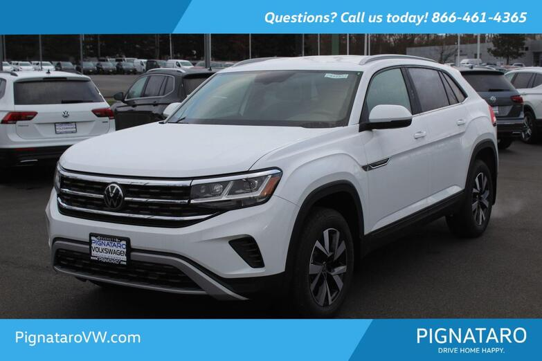 2020 VOLKSWAGEN Atlas Cross Sport 2.0T SE 4Motion Everett WA